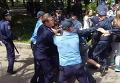 Разборки в Харькове в День Победы