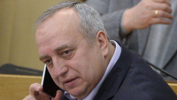 Зампред комитета Госдумы по обороне Франц Клинцевич