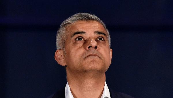 Садик Хан. Новый мэр Лондона