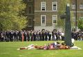 День Победы в Лондоне: шествие Бессмертного полка и возложение цветов