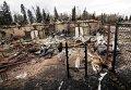 Последствия масштабного пожара в Канаде