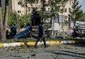 Взрыв в турецком городе Диярбакыре. Архивное фото