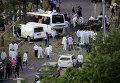 Взрыв в турецком Диярбакыре. Архивное фото
