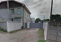 На месте взрыва на территории базы роты Восточный корпус в Харькове