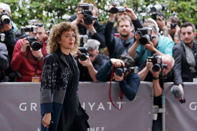 Валерия Голино в преддверии открытия 69-го Каннского кинофестиваля
