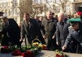Бывший заместитель губернатора Одесской области Владимир Кулаков, на фото третий справа