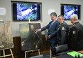 Президент Украины Петр Порошенко поздравил пограничников с успешной спецоперацией по поиску картин