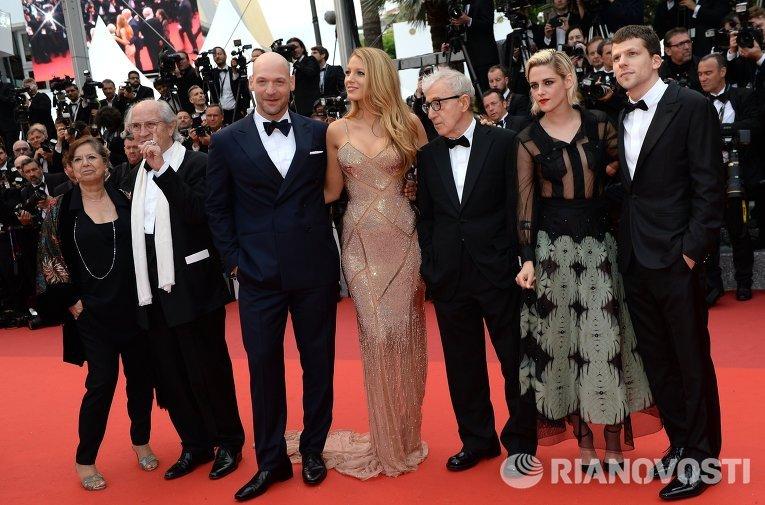 Открытие 69-го Каннского кинофестиваля