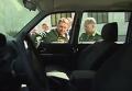 Во время показа Путину военной техники генерал оторвал ручку УАЗа