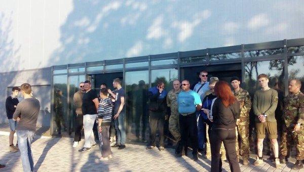 Срыв концерта Светланы Лободы в Ивано-Франковске