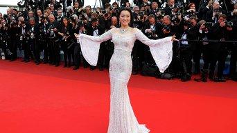 Актриса Гонг Ли