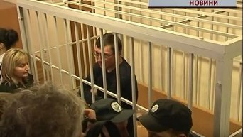 Луценко плюнул в лицо прокурору. Видео