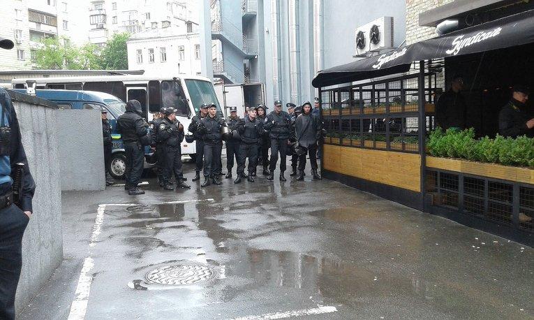 Фестиваль равенства в Киеве охраняют около 500 полицейских