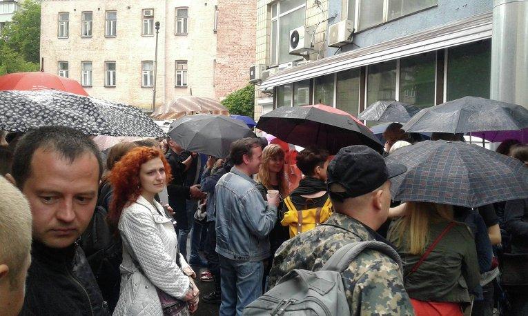 Участников ЛГБТ-фестиваля эвакуировали из-за сообщения о минировании