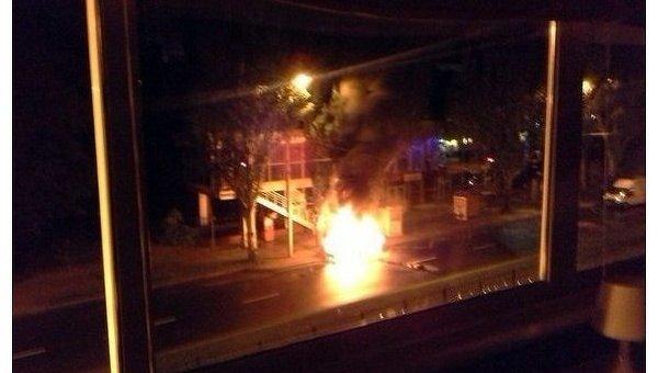 ДНР: мирный гражданин умер вДонецке в итоге взрыва автомобиля