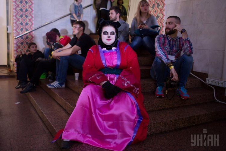 Фестиваль популярной культуры Kyiv Comic Con