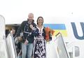 Возвращение Джамалы в Украину. Видео