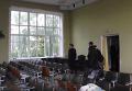 Появилось видео с титушками в здании Госгеокадастра в Житомире. Видео