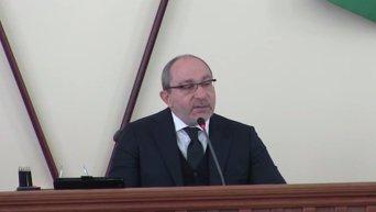 Геннадий Кернес о депутате горсовета Харькова Андрее Лесике