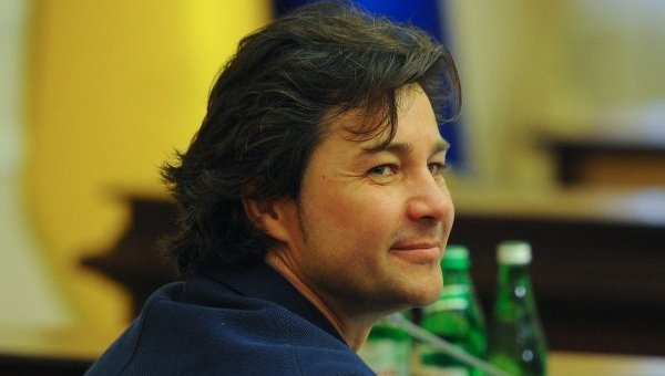 Евгений Нищук. Архивное фото