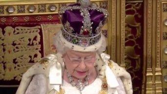 Королева Великобритании открыла новую сессию парламента