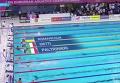 Украинец взял бронзу в рекордном заплыве на ЧЕ: появилось видео