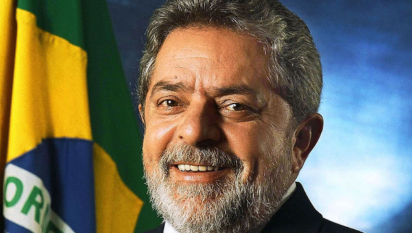 Экс-президент Бразилии Инасио Лула да Силва