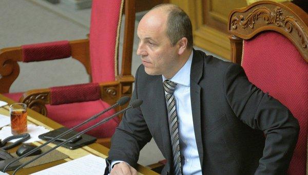 Андрей Парубий. Архивное фото