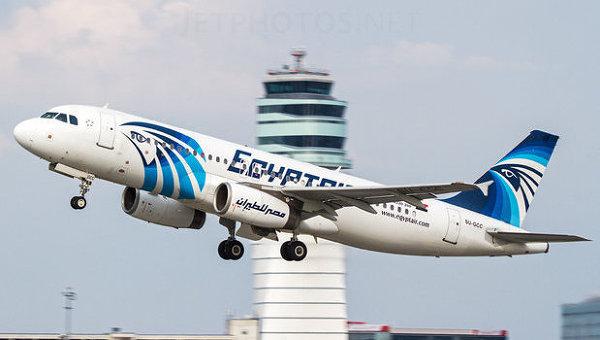 Потерпевший 19 мая катастрофу самолет авиакомпании Egyptair Airbus A320-200, бортовой номер SU-GCC, выполнявший регулярный пассажирский рейс MS-804