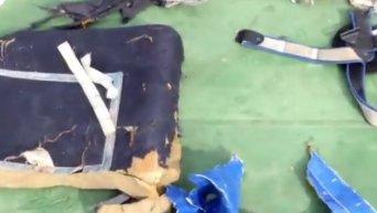 Найдены первые обломки разбившегося самолета EgyptAir