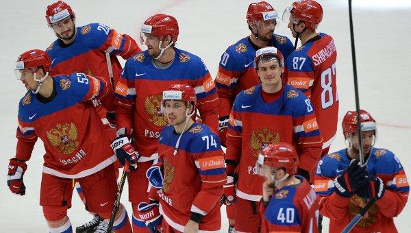 Хоккей. Чемпионат мира. Матч за третье место между сборными РФ и США