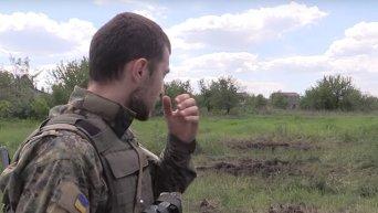 Последствия артобстрела Авдеевки. Видео