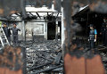 Пожар в интернате Таиланда: 17 погибших девочек