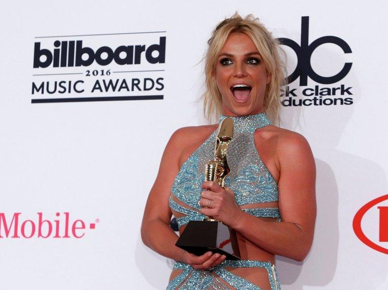 Церемония награждение журнала Billboard Music Awards 2016 в Лас-Вегасе