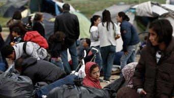 Мигранты в ЕС