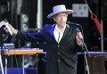 Американский певец Боб Дилан отмечает во вторник 75-летие