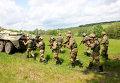 Военная подготовка студентов-первокурсников Харьковского политеха