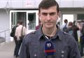 Борисполь в ожидании прибытия самолета Порошенко с Савченко