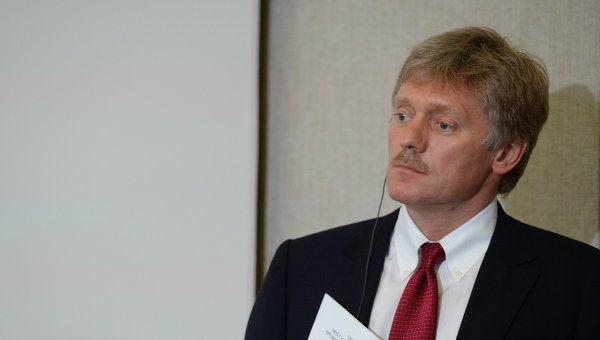 Пресс-секретарь президента РФ Дмитрий Песков