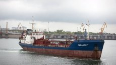 Нефтяной танкер Таманский