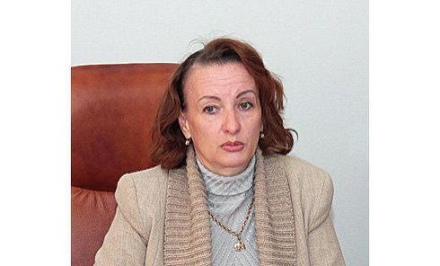 Днепропетровская правозащитница Ирина Малоголовкина