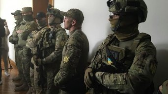 Обыск в Одесской ОГА