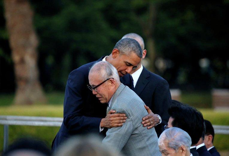 Визит Барака Обамы в Хиросиму