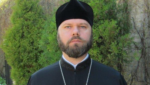 Глава юридического отдела УПЦ протоиерей Александр Бахов