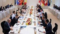 Саммит G7. Архивное фото