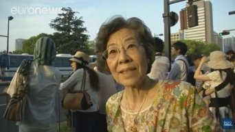В Японии неоднозначно отнеслись к визиту Обамы в Хиросиму