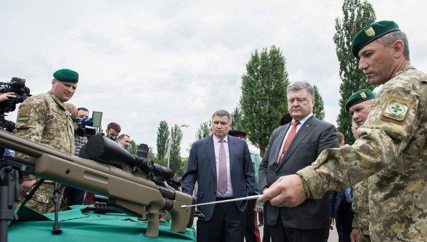 Петр Порошенко и Арсен Аваков. Архивное фото