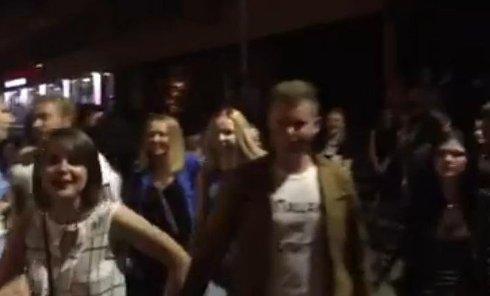 Во Львове пытались сорвать концерт Макса Барских