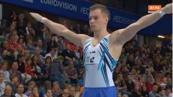 Верняев стал чемпионом Европы. Видео
