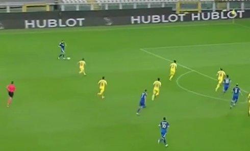 Украина vs Румыния. Все голы матча. Видео